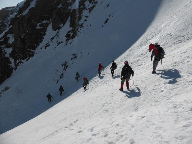 Recyclage INITIATEUR  Alpinisme FFCAM