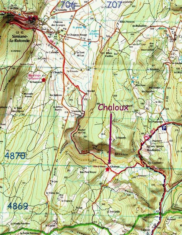 UF Niveau II Cartographie - Orientation