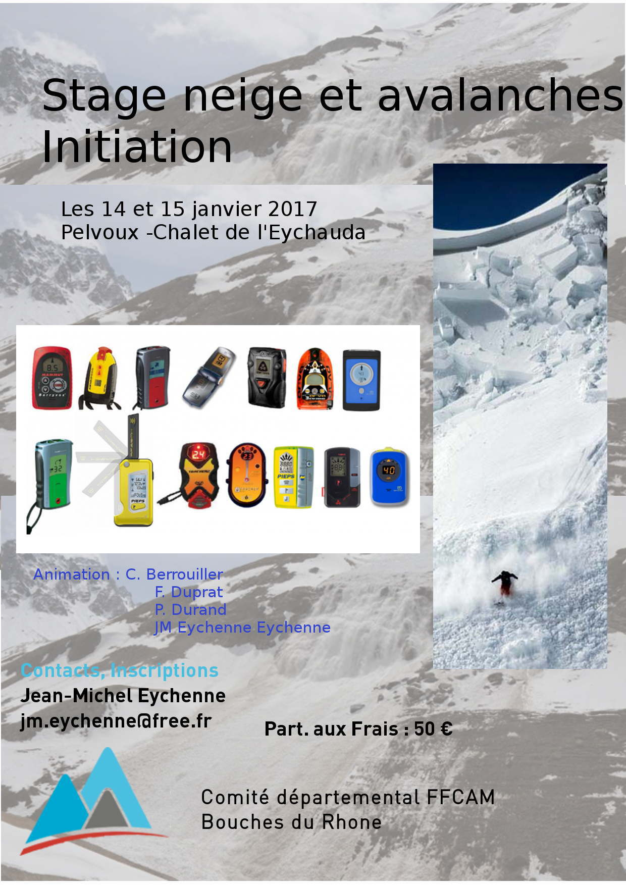 UF Initiation Neige et avalanches (NA1)
