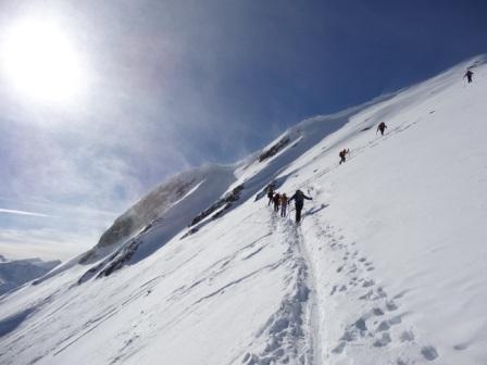 Recyclage INITIATEUR  Ski Alpinisme FFCAM