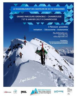 Grand Parcours Grenoble Chamrousse 2017