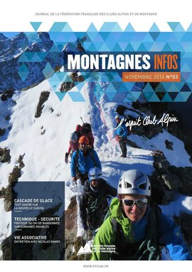 Montagnes Infos 52 avril 2016