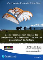 Rassemblement national de parapente