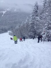 Stage instructeur neige et avalanches
