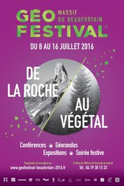 G�ofestival Beaufortain 2016