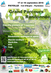 Grand Parcours Payolle 2016