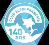 Logo 140 ans FFCAM